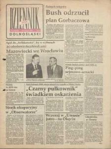 Dziennik Dolnośląski, 1991, nr 103 [20 lutego]