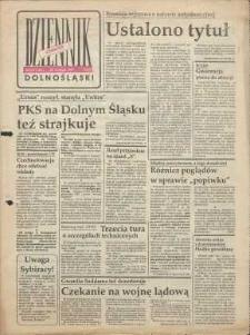 Dziennik Dolnośląski, 1991, nr 104 [21 lutego]