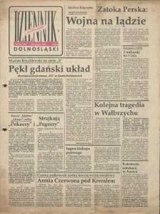 Dziennik Dolnośląski, 1991, nr 106 [25 lutego]
