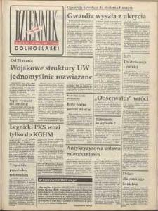 Dziennik Dolnośląski, 1991, nr 107 [26 lutego]