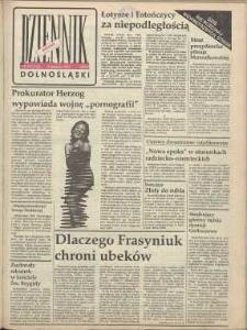 Dziennik Dolnośląski, 1991, nr 112 [5 marca]