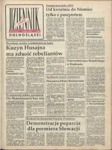 Dziennik Dolnośląski, 1991, nr 114 [7 marca]