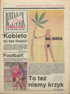 Dziennik Dolnośląski, 1991, nr 115 [8-10 marca]