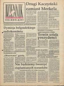 Dziennik Dolnośląski, 1991, nr 118 [13 marca]