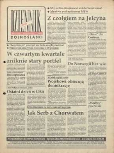 Dziennik Dolnośląski, 1991, nr 128 [27 marca]