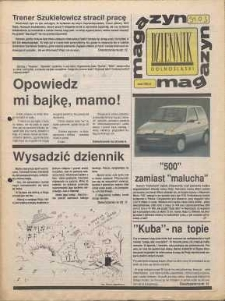 Magazyn Dziennik Dolnośląski, 1991, nr 139 [31 maja]