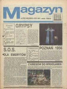Magazyn Dziennik Dolnośląski, 1991, nr 143 [28 czerwca]