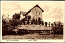 Przesieka - hotel Złoty Widok [Dokument ikonograficzny]