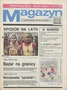 Magazyn Dziennik Dolnośląski, 1991, nr 147 [26 lipca]