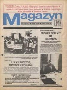 Magazyn Dziennik Dolnośląski, 1991, nr 156 [3 października]