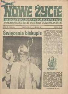 Nowe Życie :dolnośląskie pismo katolickie : religia, kultura, społeczeństwo, 1985, nr 2 (40)