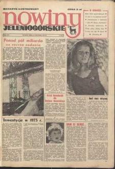 Nowiny Jeleniogórskie : magazyn ilustrowany, R. 16, 1973, nr 2 (755)