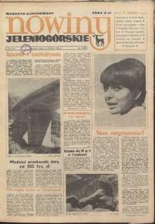 Nowiny Jeleniogórskie : magazyn ilustrowany, R. 16, 1973, nr 7 (760)
