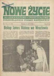 Nowe Życie :dolnośląskie pismo katolickie : religia, kultura, społeczeństwo, 1985, nr 11 (49)