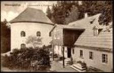 Sosnówka - kaplica Św. Anny - Grabowiec [Dokument ikonograficzny]