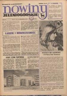 Nowiny Jeleniogórskie : magazyn ilustrowany, R. 16, 1973, nr 42 (795)