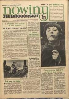 Nowiny Jeleniogórskie : magazyn ilustrowany, R. 16, 1973, nr 46 (799)