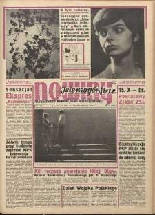 Nowiny Jeleniogórskie : magazyn ilustrowany ziemi jeleniogórskiej, R. 8, 1965, nr 41 (394)
