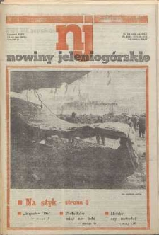 Nowiny Jeleniogórskie : tygodnik PZPR, R. 30, 1987, nr 3 (1169)