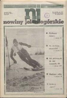 Nowiny Jeleniogórskie : tygodnik PZPR, R. 30, 1987, nr 4 (1170)