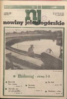 Nowiny Jeleniogórskie : tygodnik PZPR, R. 30, 1987, nr 31 (1192!)