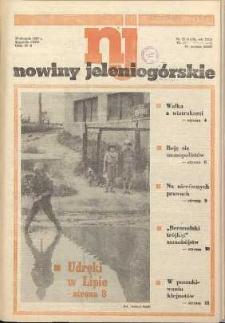 Nowiny Jeleniogórskie : tygodnik PZPR, R. 30, 1987, nr 32 (1193!)