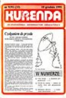 Kurenda : jeleniogórski informator oświatowy, 1991, nr 9 (33)