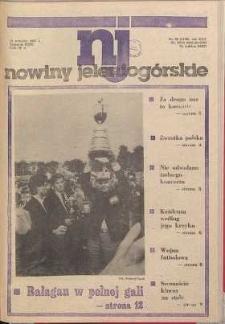 Nowiny Jeleniogórskie : tygodnik PZPR, R. 30, 1987, nr 38 (1199!)