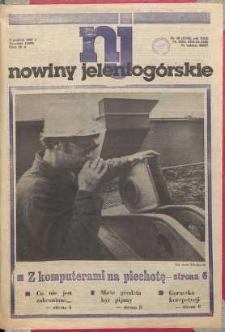 Nowiny Jeleniogórskie : tygodnik PZPR, R. 30, 1987, nr 49 (1210!)