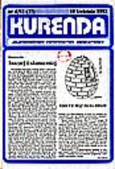Kurenda : jeleniogórski informator oświatowy, 1992, nr 4 (37)