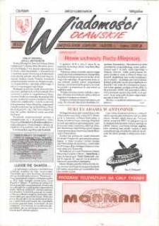 Wiadomości Oławskie, 1992, nr 5 (21)