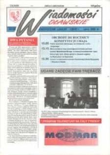 Wiadomości Oławskie, 1992, nr 8 (24)
