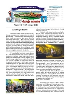 Świebodzice - Dzieje Miasta, 2010, nr 7 (152) [Dokument elektroniczny]