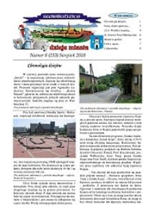 Świebodzice - Dzieje Miasta, 2010, nr 8 (153) [Dokument elektroniczny]