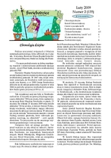 Świebodzice - Dzieje Miasta, 2009, nr 2 (135) [Dokument elektroniczny]