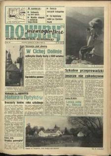 Nowiny Jeleniogórskie : magazyn ilustrowany ziemi jeleniogórskiej, R. 7, 1964, nr 27 (327)