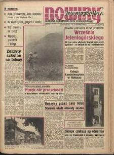 Nowiny Jeleniogórskie : magazyn ilustrowany ziemi jeleniogórskiej, R. 7, 1964, nr 33 (333)