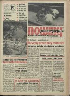 Nowiny Jeleniogórskie : magazyn ilustrowany ziemi jeleniogórskiej, R. 7, 1964, nr 36 (336)