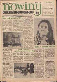 Nowiny Jeleniogórskie : magazyn ilustrowany, R. 16!, 1974, nr 2 (807)