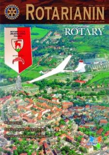 Rotarianin, 2008, nr 1