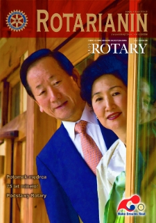 Rotarianin, 2008, nr 4
