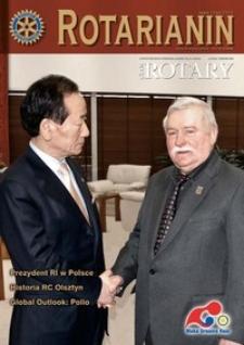 Rotarianin, 2008, nr 6