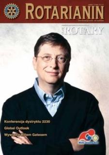Rotarianin, 2009, nr 3
