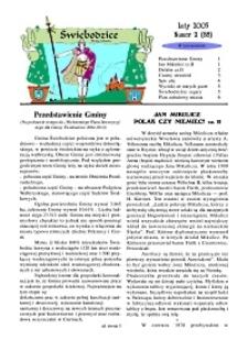 Świebodzice - Dzieje Miasta, 2005, nr 2 (88) [Dokument elektroniczny]