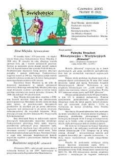 Świebodzice - Dzieje Miasta, 2005, nr 6 (92) [Dokument elektroniczny]