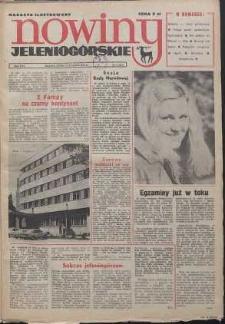Nowiny Jeleniogórskie : magazyn ilustrowany, R. 16!, 1974, nr 8 (813)