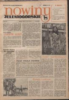 Nowiny Jeleniogórskie : magazyn ilustrowany, R. 16!, 1974, nr 22 (827)