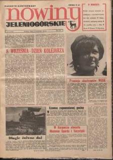 Nowiny Jeleniogórskie : magazyn ilustrowany, R. 16!, 1974, nr 36 (841)
