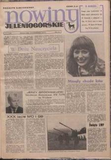 Nowiny Jeleniogórskie : magazyn ilustrowany, R. 16!, 1974, nr 41 (846)