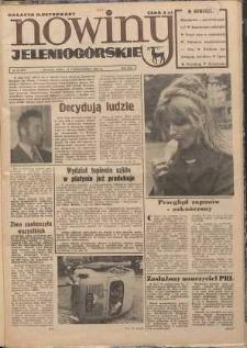 Nowiny Jeleniogórskie : magazyn ilustrowany, R. 16!, 1974, nr 43 (848)